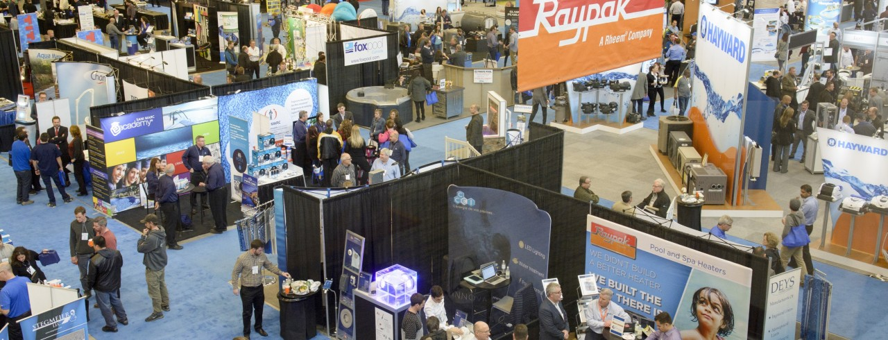 Canadian pool and spa council conference expo for Pool spa show 2016